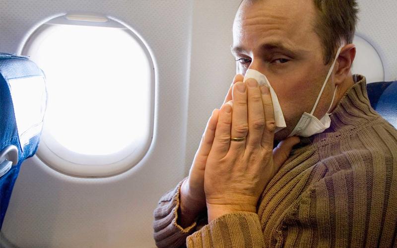 سوارشدن بیماران و سالمندان به هواپیما