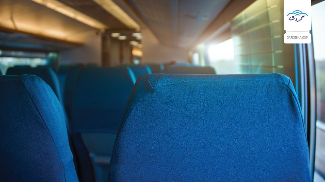 قطارهای سالنی