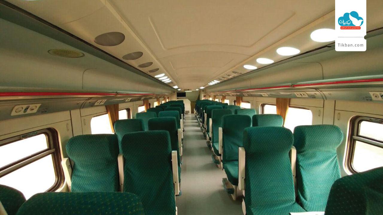 قطار سالنی رجا